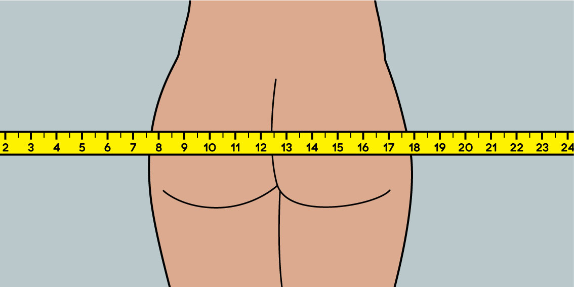 butt enhancement pills measure
