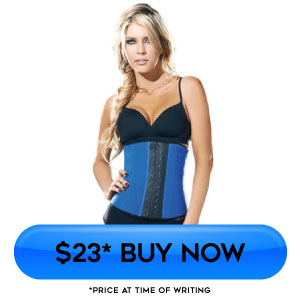 2-Ann-Chery-Women's-Faja-Deportiva-Workout-Waist-Cincher-Blue